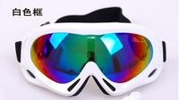 2014 - Snowboard Snowmobile Motorcycle bike Ski Goggles Eyewear Frame Coloured Lens Riding glasses