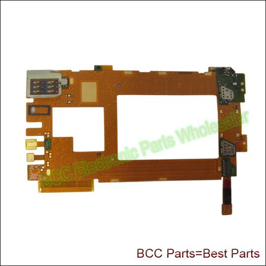 5pcs/Lot For Nokia lumia 920 Mainboard Flex Ribbon Cable with front small camera microphone sim card reader 100% Original(China (Mainland))