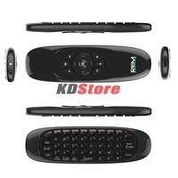 Free Shipping Rikomagic MK706 Wireless Remote Control Senser with mini Keyboard w/ USB Receiver (DW057) @CF