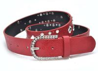 Women's rhinestone diamond ladies' belts fashion belt for women leather belts for women  PRB-173