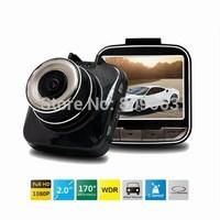 "2014 NEW Mini Car DVR Video Recorder G50 Novatek 96650 Full hd 1080P 2.0""LCD+WDR+G-Sensor+H.264 Video Recorder Dash Cam"