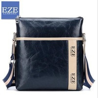 Free Shipping 2014 EZE new Men inclined shoulder bag Korea Style leisure
