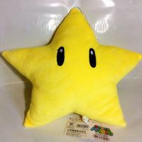 "2014 New Super Mario Bros Star 10 ""  Soft Plush Dolls Toys best Gift for Kids"