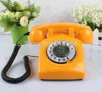 Retro Telephone  Vintage Telephone Rotary  Popular Vintage Telephone Rotating