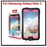iPega 100% Sealed Waterproof Durable Water Proof Case Take Photo Underwater Cover For Samsung Galaxy Note 3 N9000 Note3 III