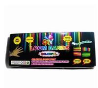 2sets new 2014 loom kit box Loom rubber bands Kit knitting machines