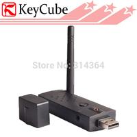 2.4G 4ch USB DVR Wireless Camera AV Receiver Converter Video Audio for Computer