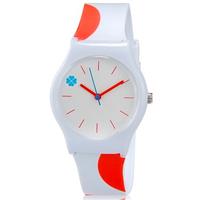 WILLIS Women Dress Watches For Mini 10M Water Resistant Children's Analog Wrist Watch jelly watch