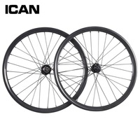 Full Carbon Fiber 650B MTB 27.5 Wheelsets Carbon Fiber Mountain Bike Wheels with Bitex hub 11s