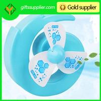Free shipping Strong Wind super mute table fan USB rechargeable fan fancy design mini cooler fan