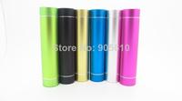 30pcs/lot 2600mAh USB Power Bank External Battery Charger for Mobile Phone