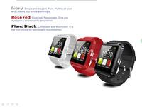 Bluetooth Smartwatch U8 U808 WristWatch U Watch for iPhone 5/5S/4/4S Samsung Galaxy S5/S4 Note 3/2 Android Phone Smartphones