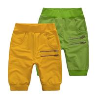 2014 summer new Korean models boys cotton pants