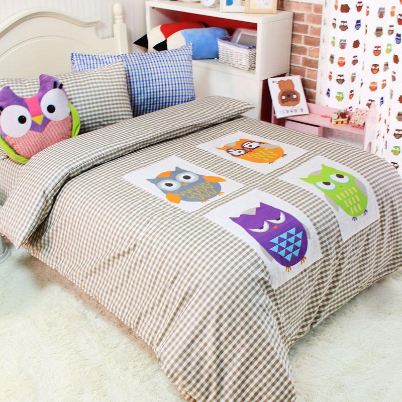 Popular Queen Owl Bedding-Buy Cheap Queen Owl Bedding lots ...