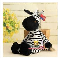 35cm  NICI  cute plush doll stuffed toy zebra birthday holiday gift boutique send children