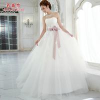 Free Shipping 2014 New Arrival Bridal Wedding Dress,Wedding Gown W0154