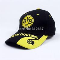 Free shipping high quality Borussia Dortmund cotton caps BVB hats souvenirs factory direct wholesale