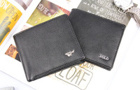 2014new Horizontal wallets men wallets smart wallets free shipping
