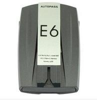 2014 best new E6 car anti radar detector Russian / English LED display