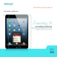 For iPad mini/mini 2 Retina NILLKIN Amazing H Nanometer Anti-Explosion Tempered Glass Screen Protector Film + Freeshipping