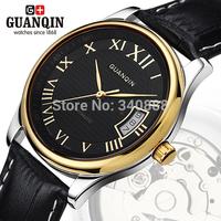 Luminous automatic mechanical watch waterproof watch men full steel watch men