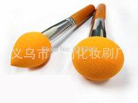 2014 new sponge foundation brush high grade makeup tool