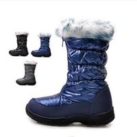 New 2014 Children shoes Winter Waterproof  Snow Boots