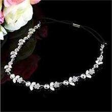 popular crystal hair jewelry