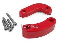 Red Racing OEM Engine Stator Clutch Cover Frame Slider For BMW S1000RR 2008-2013