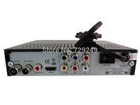 HD Digital DVB T2  tunner MPEG4 HD/H.264 TV Receiver Compatible the DVB T w/ HDMI / RCA for RUSSIA/EUROPE/THAILAND  set top box