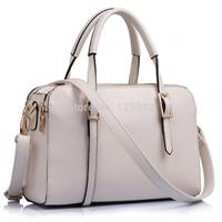 2014 new fashionable ladies' bag shoulder bag cow leather handbag aslant package free shipping