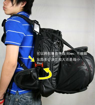 Um saco de capacete multifuncional estrelas motocicleta mochila, com bolso no peito pequeno para o dinheiro e mapa(China (Mainland))