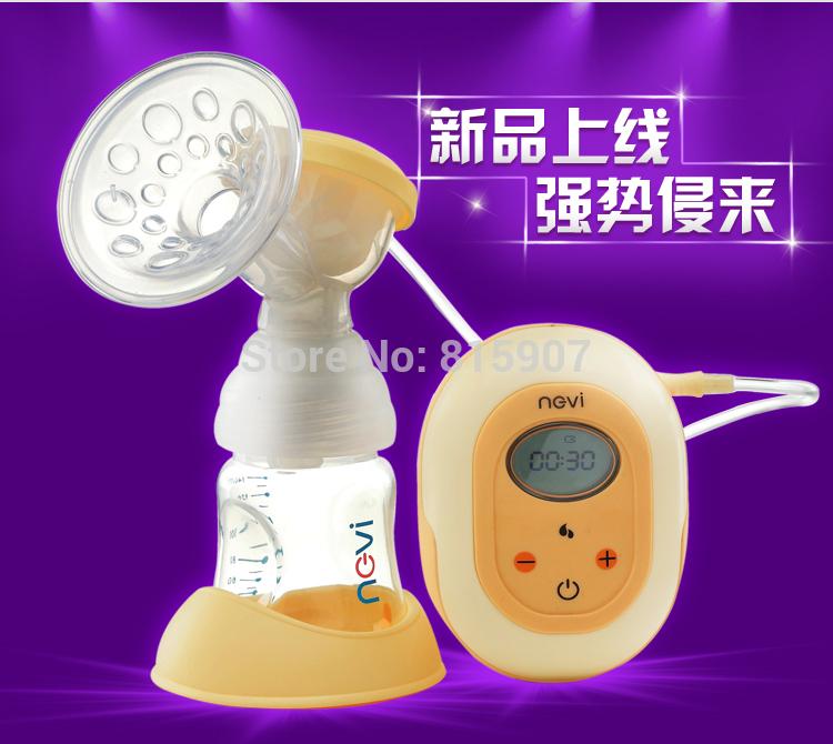Xb-8617 полипропилен электрическая грудь насос BPA материал молоко насос / FDA полипропилен материал / легко собирается / молчание двигатель