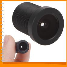 gran angular 120 grados lente de cctv 2.8mm resistente al agua sola gatillo hd pequeña cámara cctv lente 2.8(China (Mainland))