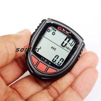 More Functions Waterproof LCD Display Cycling Bike Bicycle Computer Odometer Speedometer wholesales