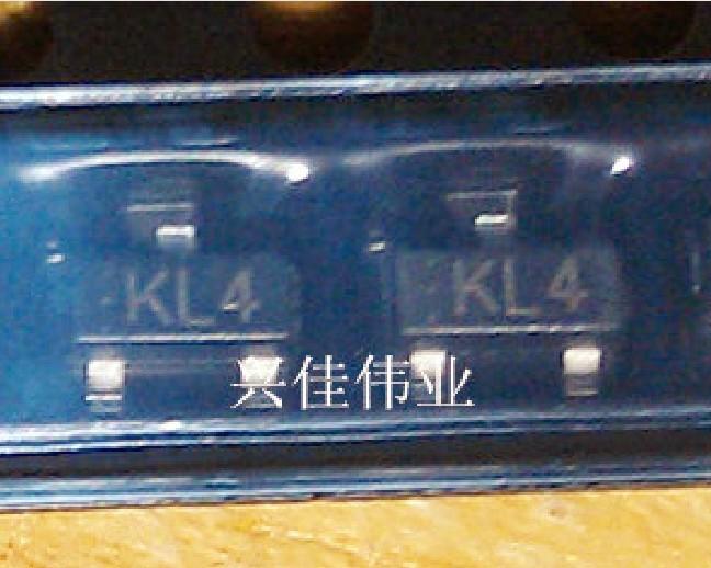 BAT54S SOT23 Screen printing KL4 Diode rectifier(China (Mainland))