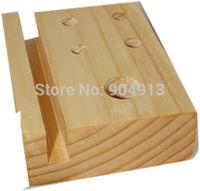 Genuine wood yjj-xmb pen desk pen holder business card holder