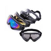 Brand WOLFBIKE UV400 UV Protection Outdoor Sports Snowboard Skate Ski Goggles Motorcycle Safety Eyewear Coating Sunglasses Lens