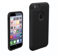 """3 in 1  pc +  Silicone Hybrid football lines case for apple iPhone 6 6G 4.7"""" DHL Free 300pcs/lot"""