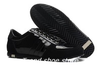 2014 New Brand Men's Leather Casual Shoes. Genuine Leather ,Men's Leather Flats,Leisure Shoes, free shipping by DHL !