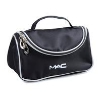 Free Shipping Women Waterproof Travel Toiletry Wash Cosmetic Makeup Bag Shaving Case PU Beauty
