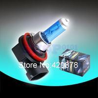 H11 Super Bright White Fog Halogen Bulb Hight Power 55W Car Headlight Lamp parking