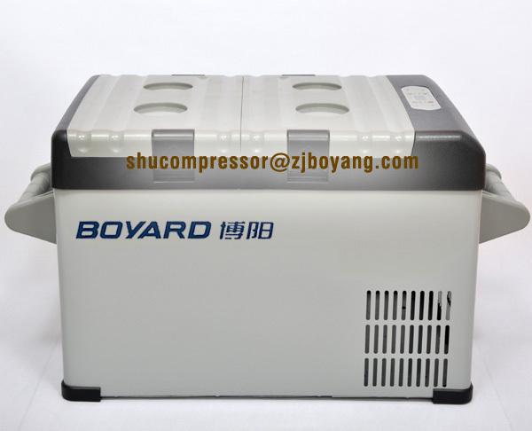 12 Volt Cooling Units : V dc compressor walk in solar freezer mini cooling