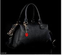 Bags 2014 women's handbag genuine leather women's bags cowhide handbag shoulder bag messenger bag   free shipping
