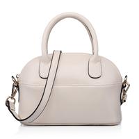 The new 2014 small handbag leather bag lady handbags aslant bag shell bag free shipping