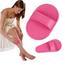 Hot Sale Free Shipping Smooth Legs Smooth Hair Removal Away Unwanted Women Hair Epilator Lady Cosmetic Skin Care Tool