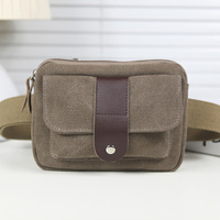 Hot pop unisex portable messenger bag travel bag with removable strap for waist pack,3 colors could be choose