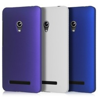 Hot Sell (8 Colors) High Quality PC Hard Cover Cases For Asus ZenFone 5 Phone Shell +Free Shipping+ Screen Protector
