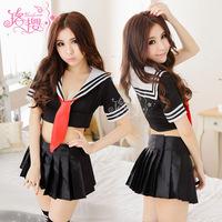 [ Sexy lingerie ] Luo Ying temptation of school uniform skirt suit uniforms temptation of more than 9051 women