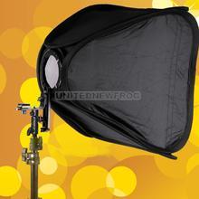 UN2F 80x80cm Easy Foldable Flash Studio Soft Box for Camera Photo Speedlite
